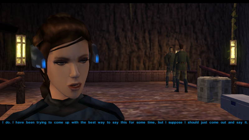 f5cf01fb965 Illustration for article titled How Knights Of The Old Republic Pulled Off  A Voice-Acting