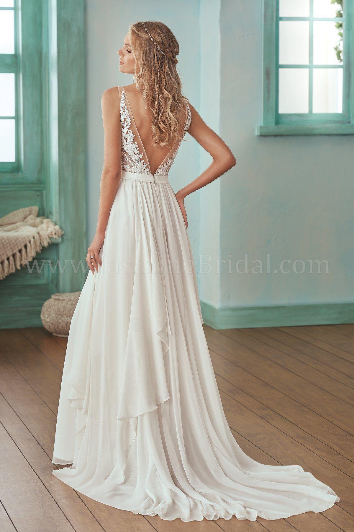 Jasmine wedding dresses  Jasmine Bridal Wedding Dress  bridalinspiration bridalinspo