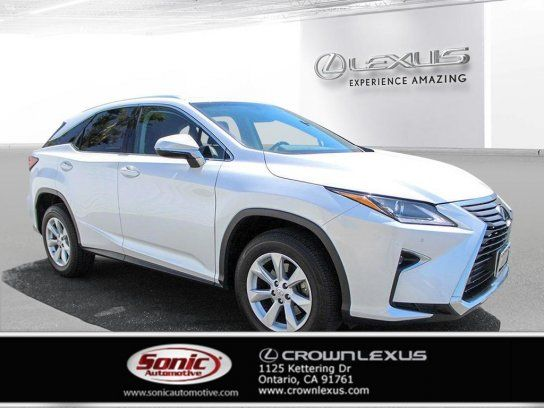 Sport Utility, 2016 Lexus RX 350 2WD with 4 Door in