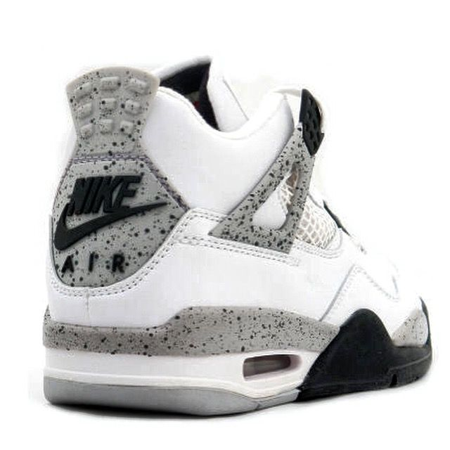 The Air Jordan 4 White Cement will be Coming Back in 2016 Stay tuned with  www 27adcd900