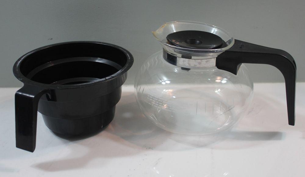 Bunn 8 cup glass coffee pot carafe decanter replacement