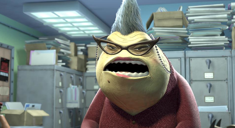 "I'm watching you, Wazowski  Always watching  Always "" -Roz 