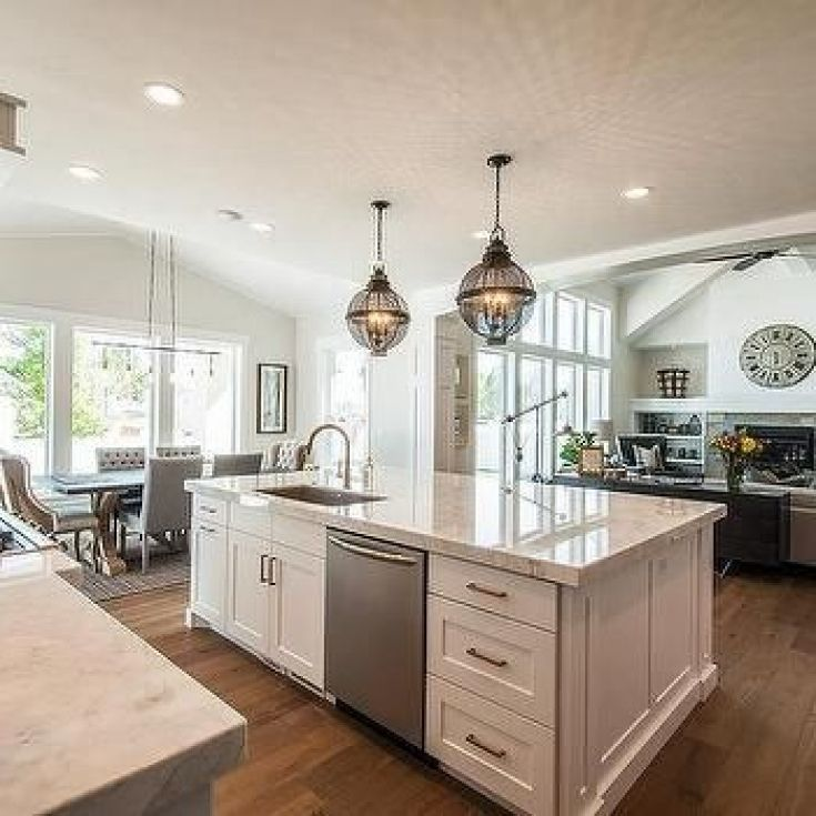Fresh Kitchen Island With Sink And Dishwasher And Seating