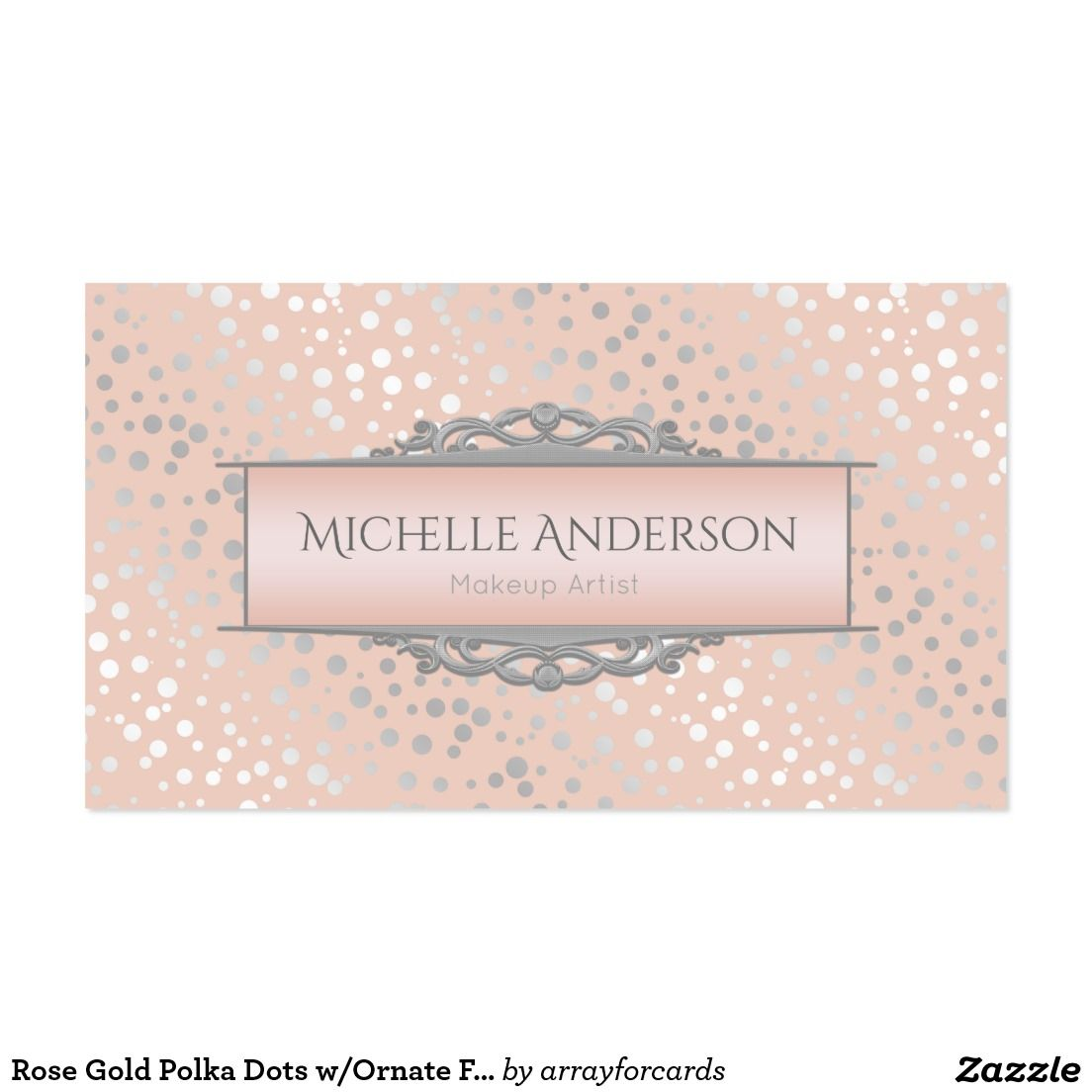 Girly Business Cards Gallery - Business Card Template