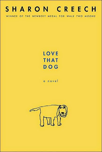 The Classroom Key: Love that Dog - Poetry Mentor Text