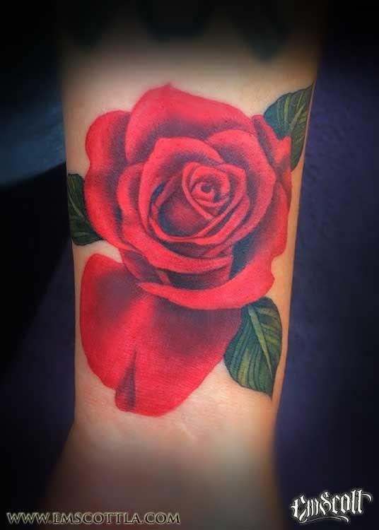 Em Scott La Female Tattoo Artist Los Angeles Gallery Tattoos