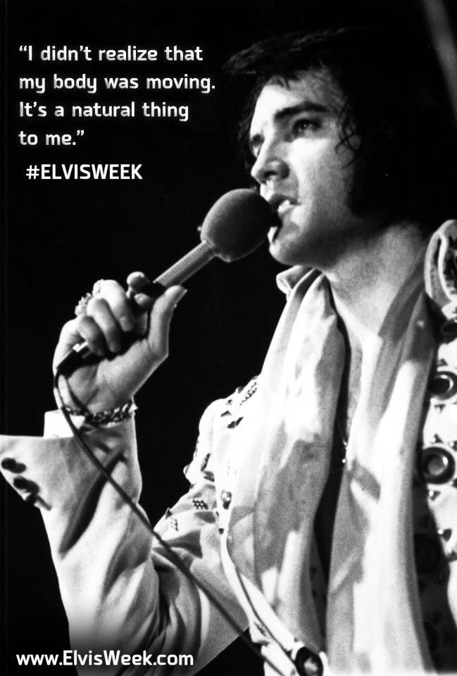 Elvis Presley Quote Tattoos