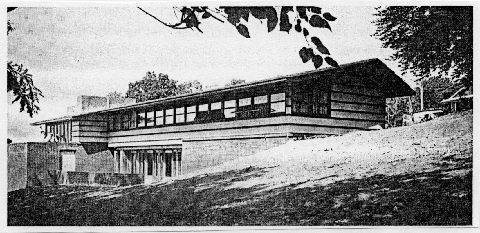 How a Frank Lloyd Wright prefab made its way to Staten Island ...