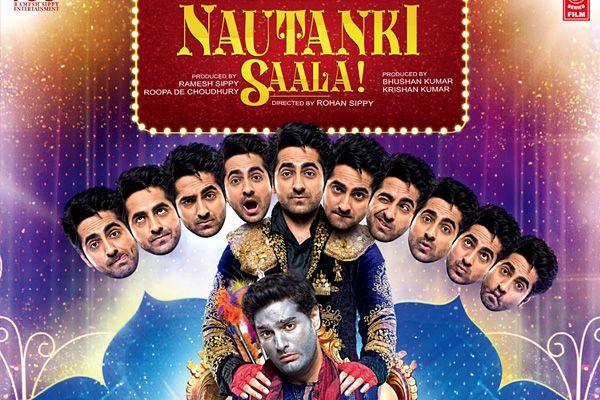 Nautanki Saala Movie Review