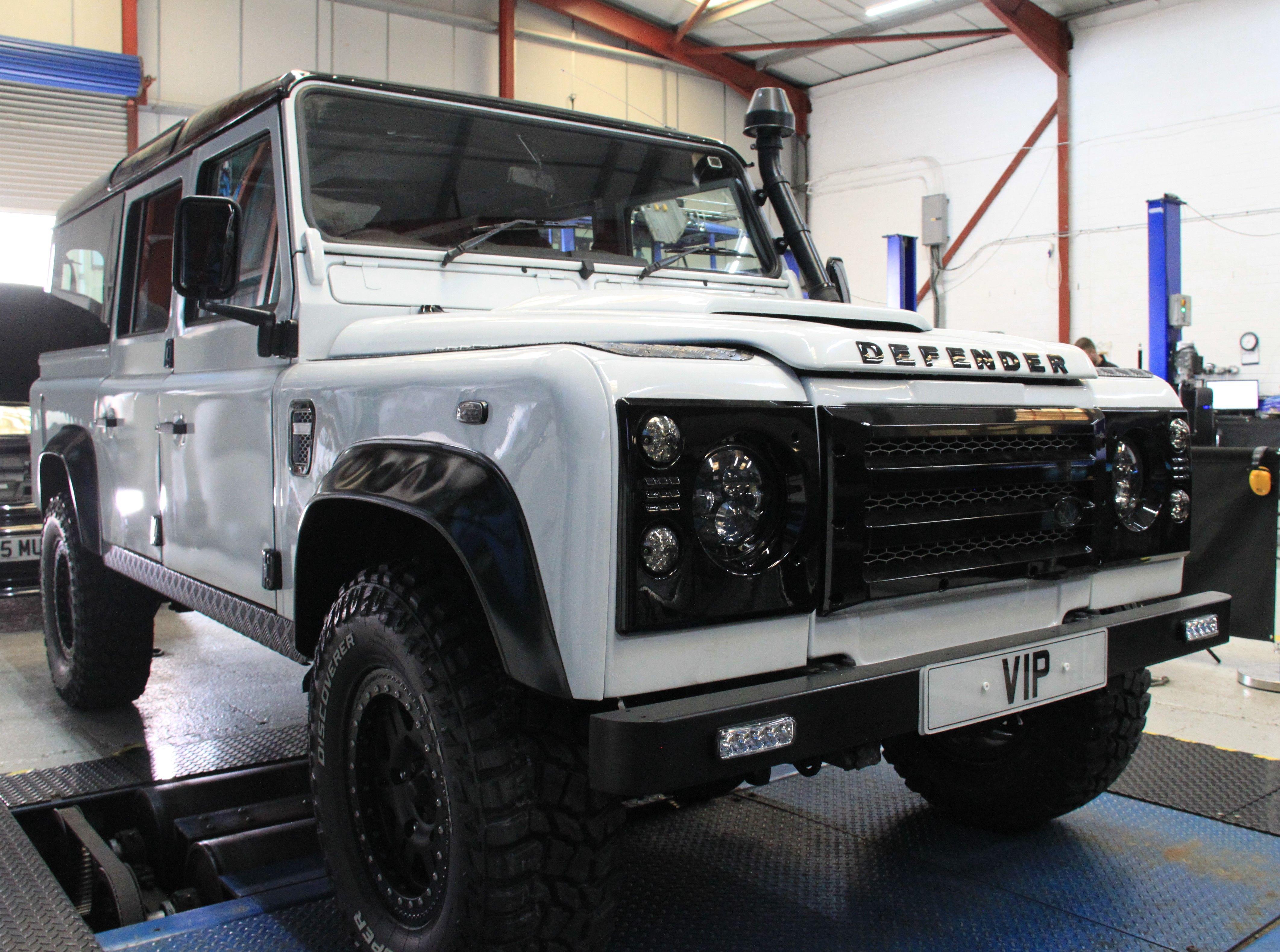 Land Rover Restoration Land Rover Defender Land Rover Defender