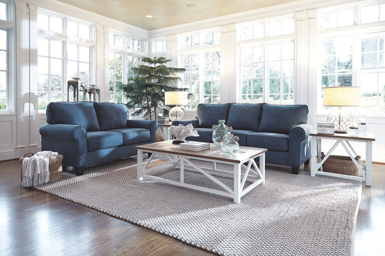 Best Aldy Loveseat Living Room Decor Pillows 400 x 300