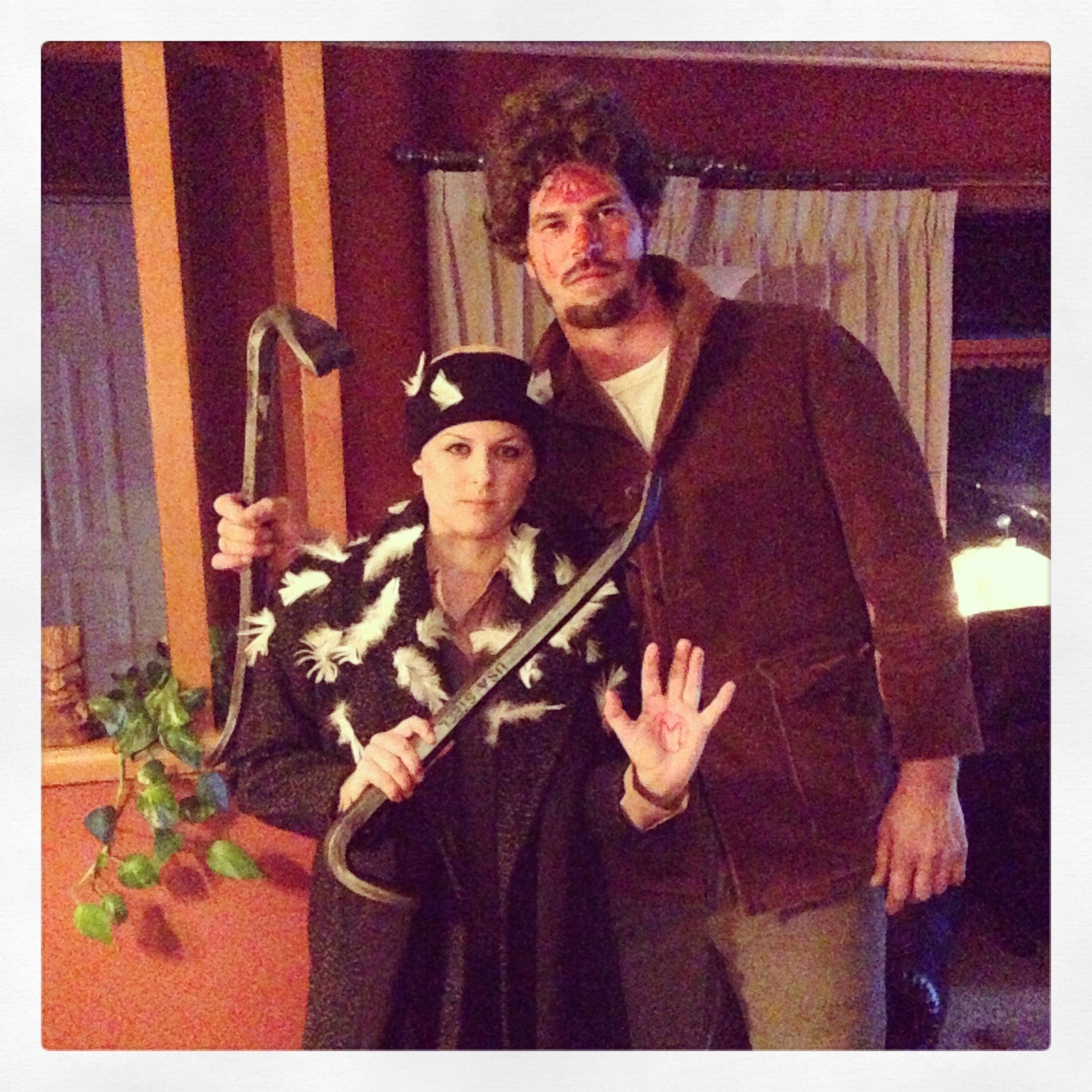 Halloween Costume Harry And Marv From Home Alone In