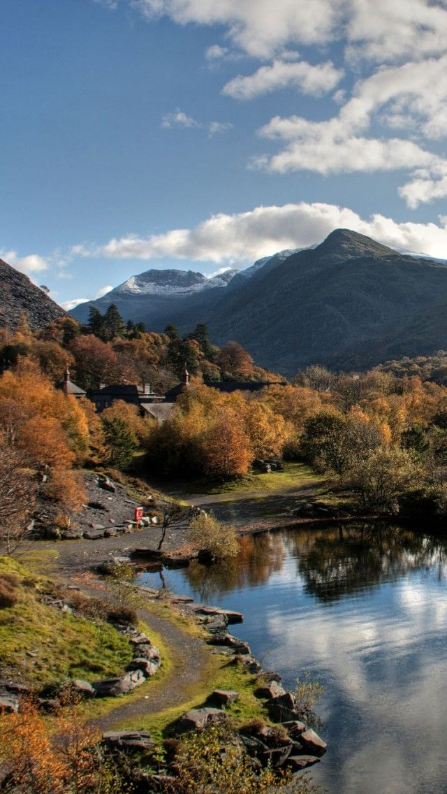 Snowdonia National Park Wales Snowdonia National Park National Parks Beautiful Places To Visit
