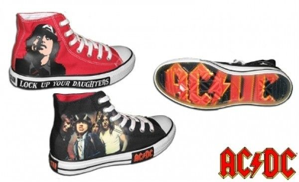 ACDC converse shoes converseKvinner oxford sko, sko converse Women oxford shoes, Shoes