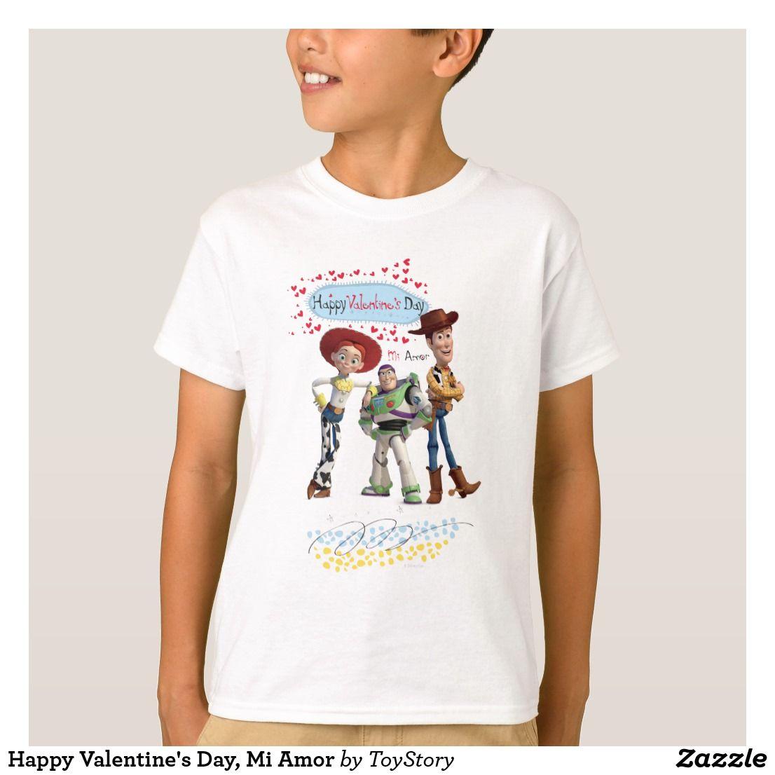 Happy Valentine's Day, Mi Amor T-Shirt