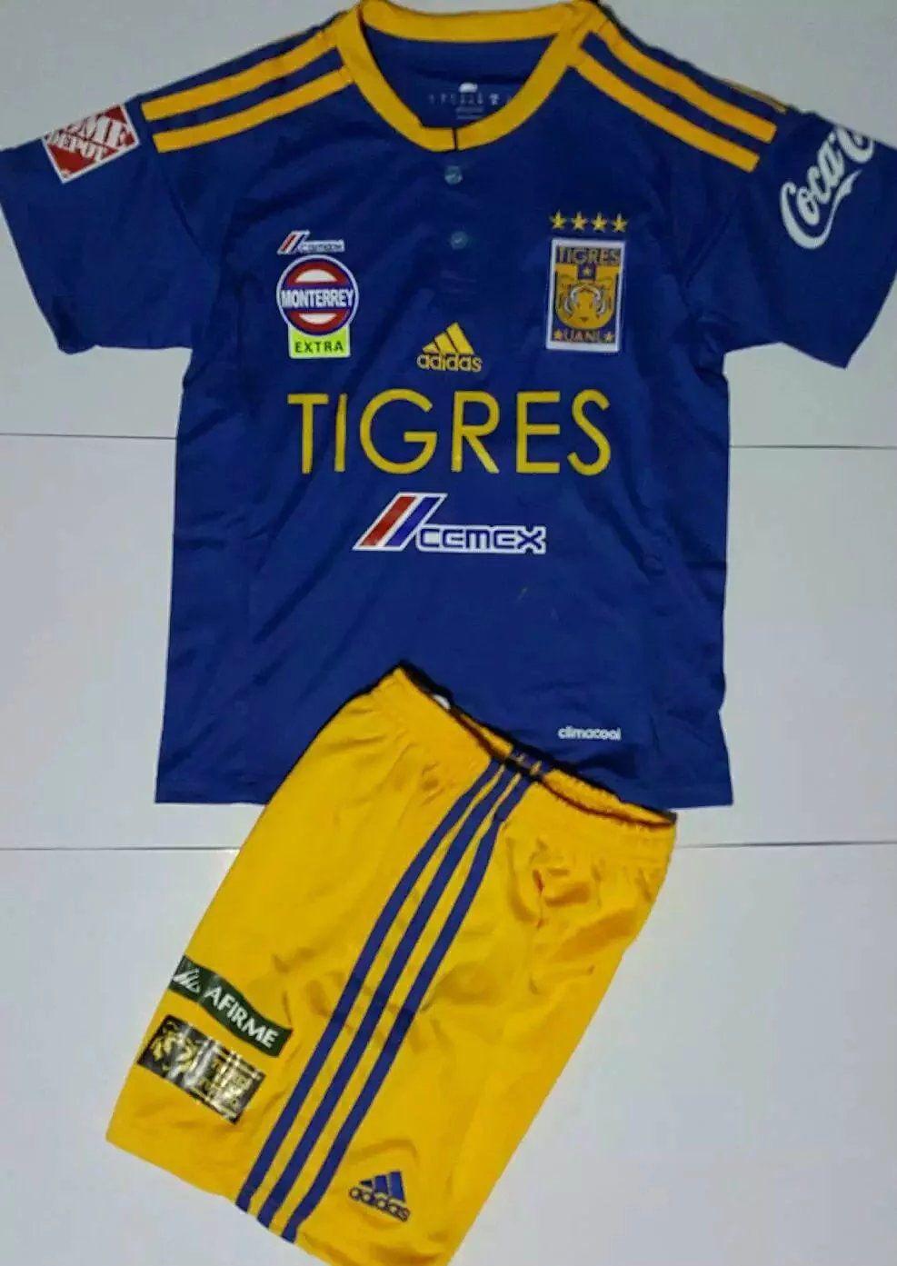 1bdd18acd Tigres away kids jersey Youth Soccer