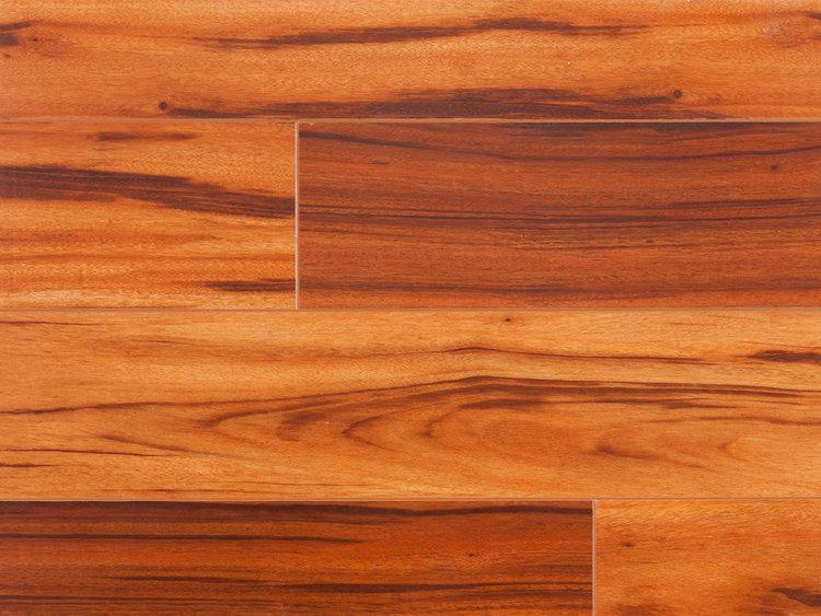 Native Tigerwood From Kauai Collection 12mm Laminate By Gemwoods