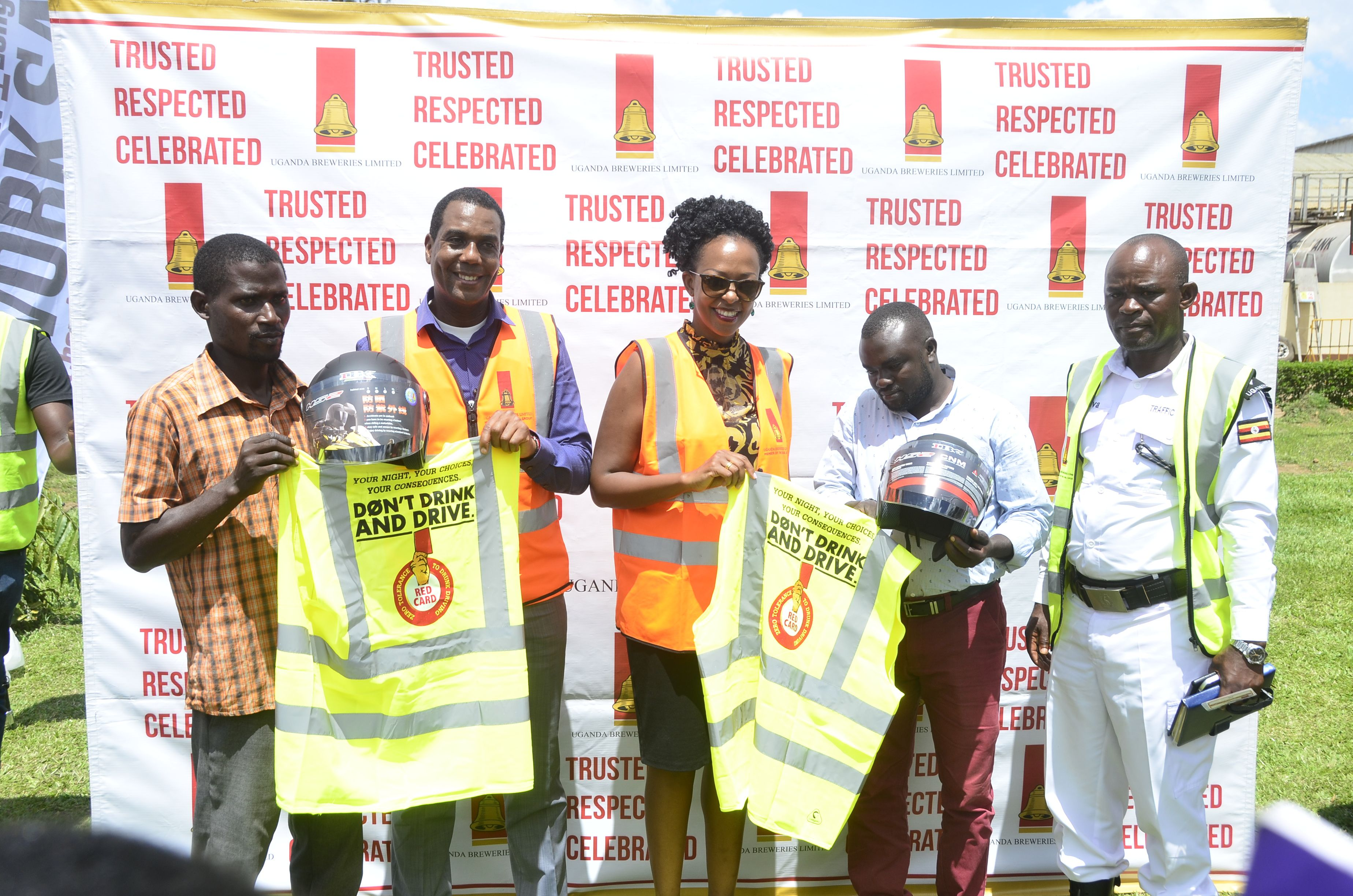 Boda Boda riders tipped on Road Safety Safety awareness