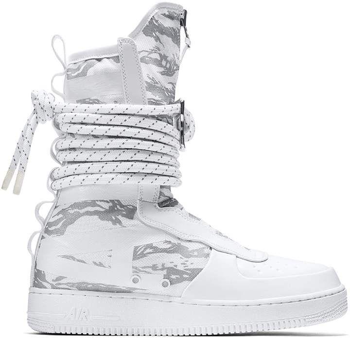 Nike Sf Air Force 1 High Winter Camo Winter Camo Air Force 1