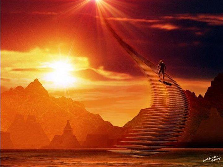 Лестница Света