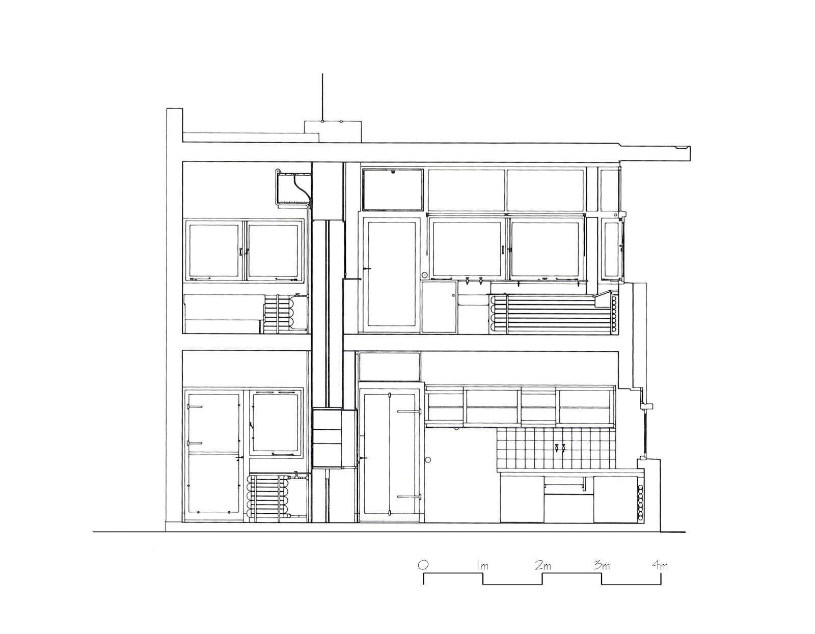 Charming Image Result For Schroder House Section | Schroder House | Pinterest |  Architecture