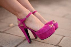 great shoes, great color