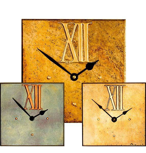 Large Square Wall Clocks