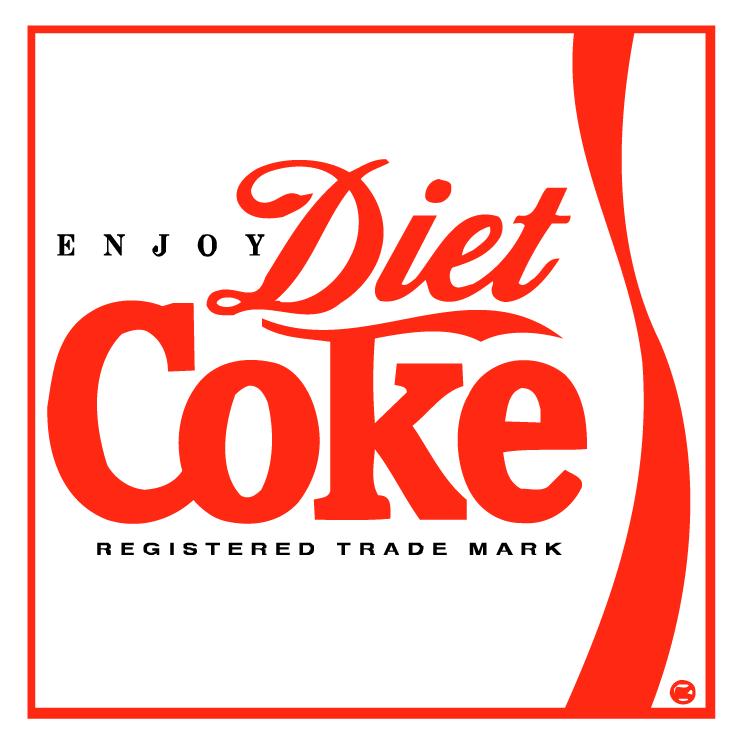 Diet Coke 37612 Free Eps Svg Download 4vector Diet Coke Diet Coke Can Coke