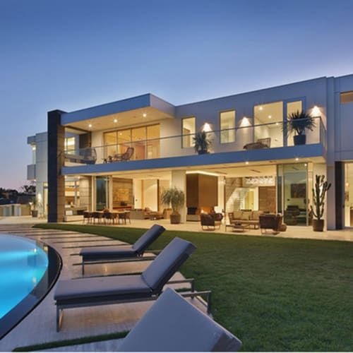 33 Celebrity Homes That Ll Make Your Jaw Drop Celebrity Houses Mansions Homes Luxury Homes Dream Houses