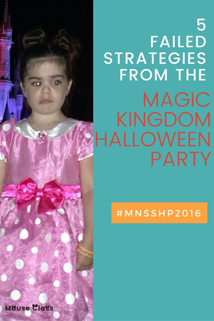 Mickey's Not So Scary Halloween party needs a plan of action. Have ...