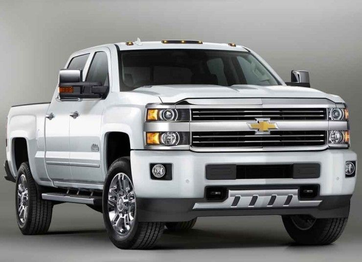 2017 Chevrolet Silverado Hd 1500 And 2500 Review And Designs