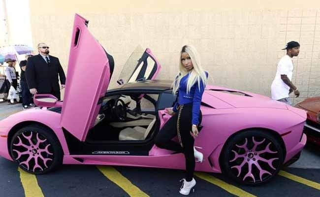7 Outrageously Pimped-Out Celebrity Rides