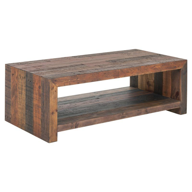 Moes Home Collection Vintage Bright Coffee Table - BT-1007-01