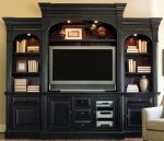 Hooker New Castle II Home Theater Group 94 '' high 245-70-111