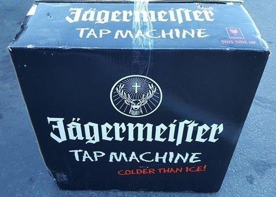 Jagermeister 3 Bottle Ice Cold Shots Tap Machine Jemus Bar Beverage Dispenser Kegerator Ebay Listing Ebay