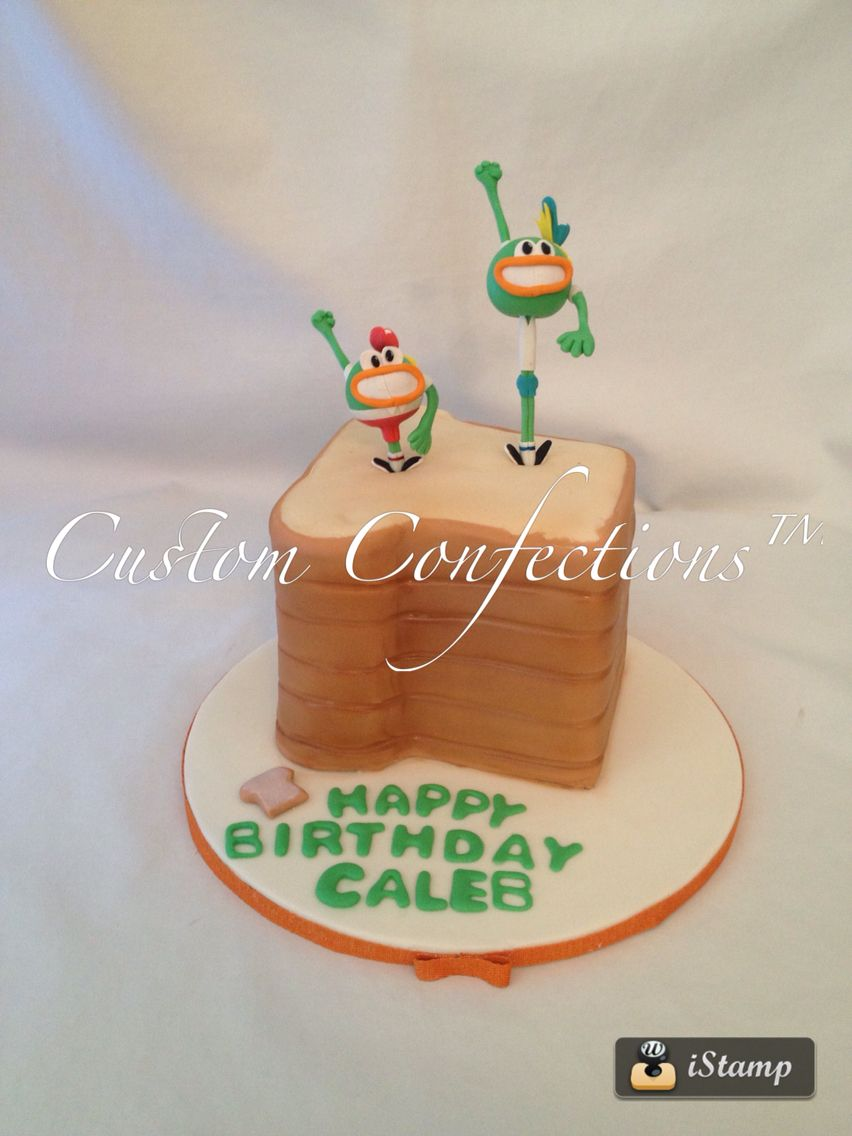 Breadwinner birthday cake Cakes Desserts What Not Pinterest
