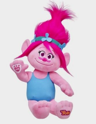 DreamWorks Trolls Poppy   Build-A-Bear http://fave.co/2e6Wfok