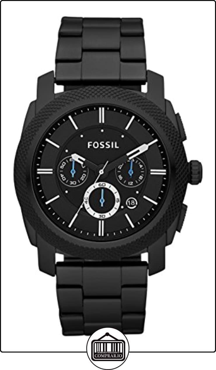 0f74cf6eae6b Fossil Machine - Reloj de pulsera de ✿ Relojes para hombre - (Gama  media alta) ✿