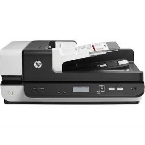Hp L2725b Bgj Scanjet Enterprise Flow 7500 Flatbed Scanner Zonhunt Printer Scanner Copier Scanner Scanners
