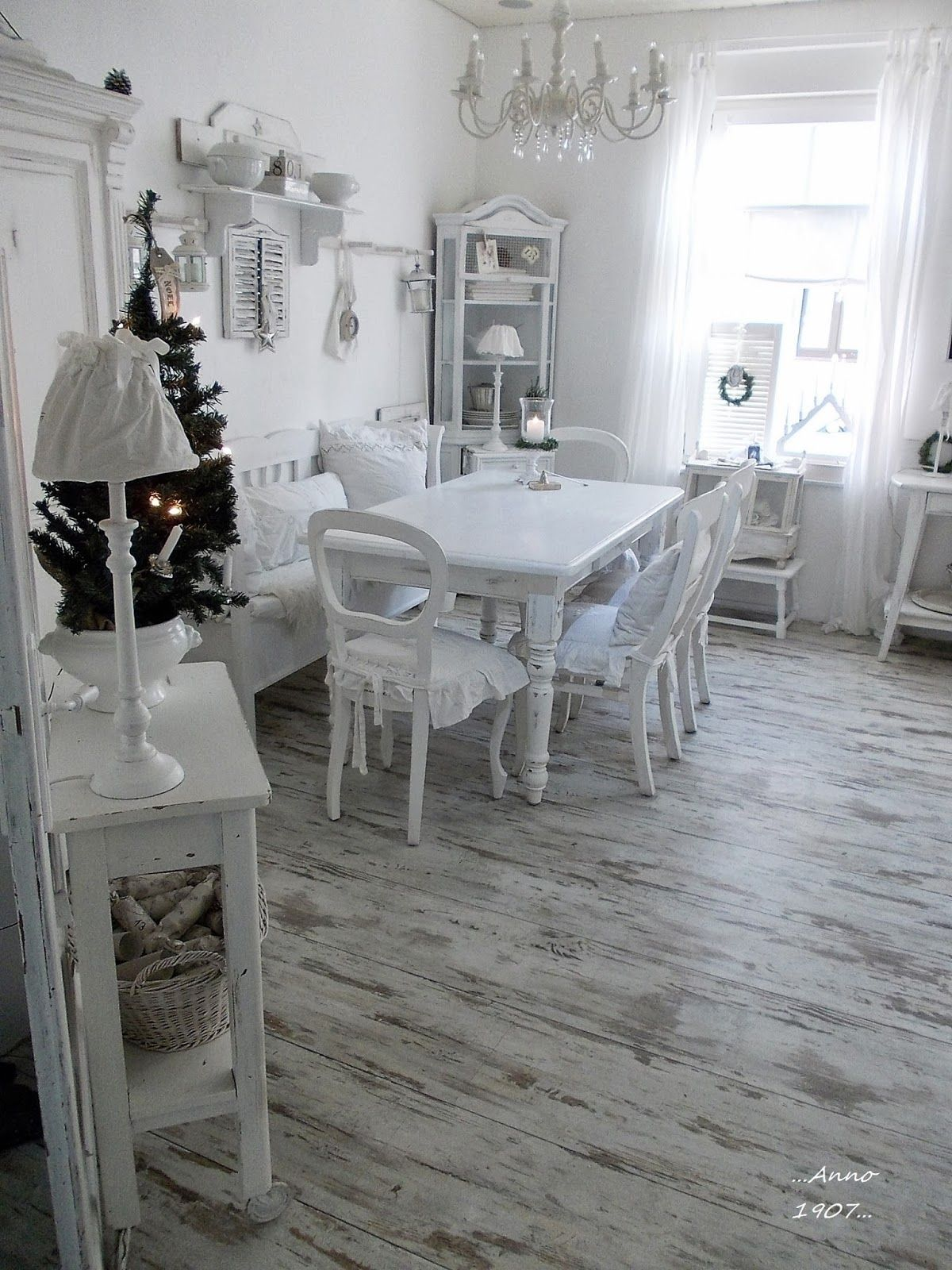 Möbel Im Landhausstil Shabby Chic White Cottages Shabby Chic Dining Shabby Chic