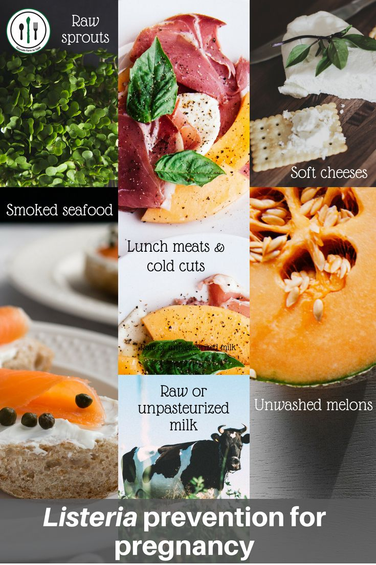 prevent listeria  cold lunches safe food smoked cheese