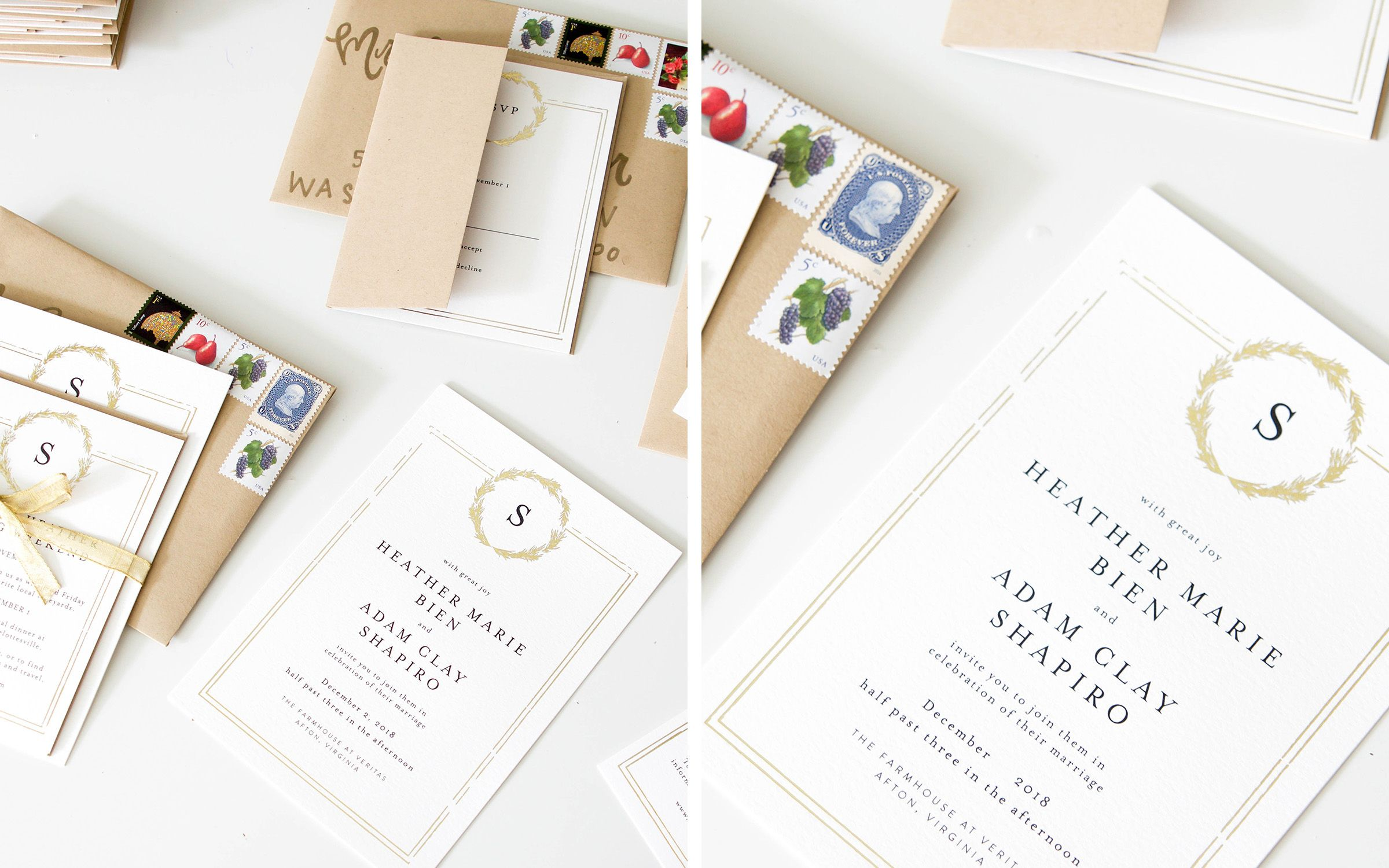 Wedding 101 A Guide To Sending Wedding Invitations Heather Bien Minted Wedding Invitations Wedding Invitations Invitations