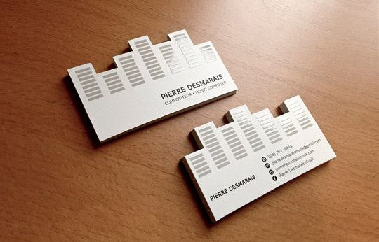 44 More Clean And White Business Cards For Your Inspiration Business Cards Creative Business Card Design Minimal Business Card Design Inspiration