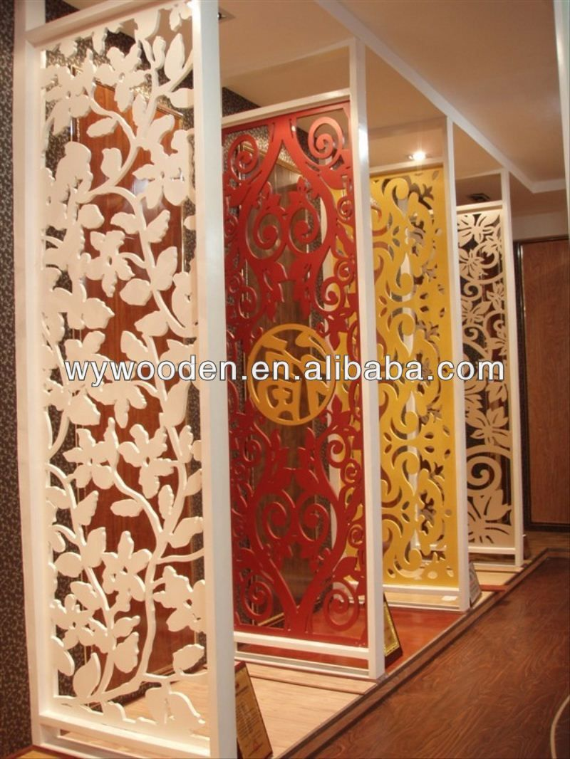 Screens & Room Dividers Decorative Grille Wall Panel Photo ...