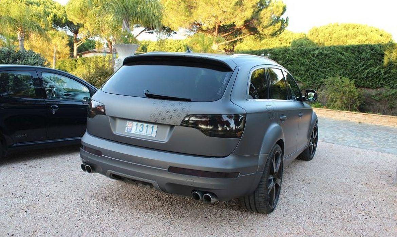 Audi Q7 Roberto Geissini