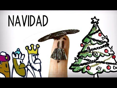 Videos para aprender las tradiciones de Navidad en España. Aprender español