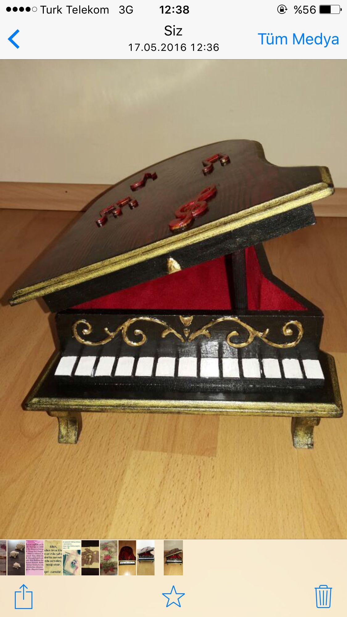 Pin modern dekoratif 252 r 252 nler on pinterest - Ah Ap Boyama Piyano