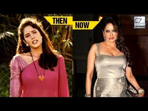 Mohra Actress Poonam Jhawer Looks Unrecognisable After Plastic Surgery Actresses Plastic Surgery Fashion