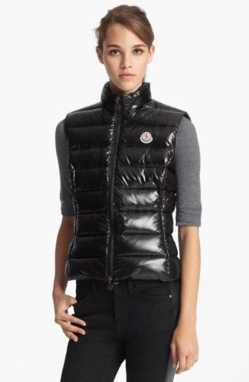 Moncler 'Ghany' Down Vest available at #Nordstrom