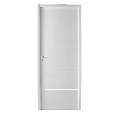 Bloc porte ellipse blanc portes bloc porte porte interieur blanche et porte interieur bois - Portes d interieur lapeyre ...